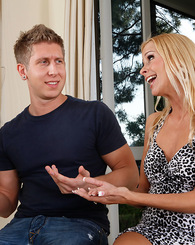 Payton Leigh seduces her piano student