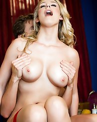 Madison Fox  Richie Calhoun in Boobs