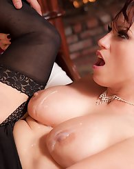 Nicki Hunter and Xander Corvus are both at their sexual peaks and when this sizzling hot cougar teams up with the young and hung stud, the sex gets wi